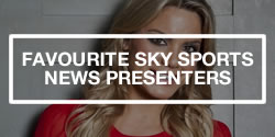 Sky Sports News Female Presenters