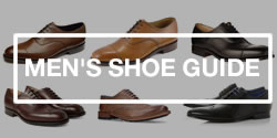 Men's Shoe Guide - Advice On Footwear