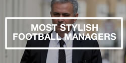 Stylish Football Managers In The Premier League