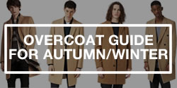 The overcoat trend - best overcoats for 2018 in Autumn and Winter
