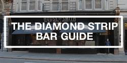 The Diamond Strip Bar Guide