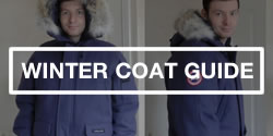 Men's Winter Coat And Jacket Advice And Tips