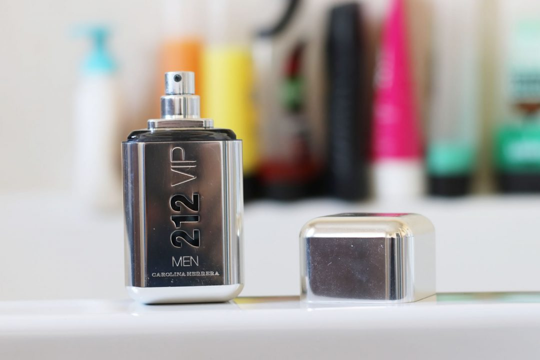 212 VIP MEN Fragrance Review