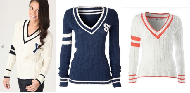 Ladies Fashion Cricket Jumpers