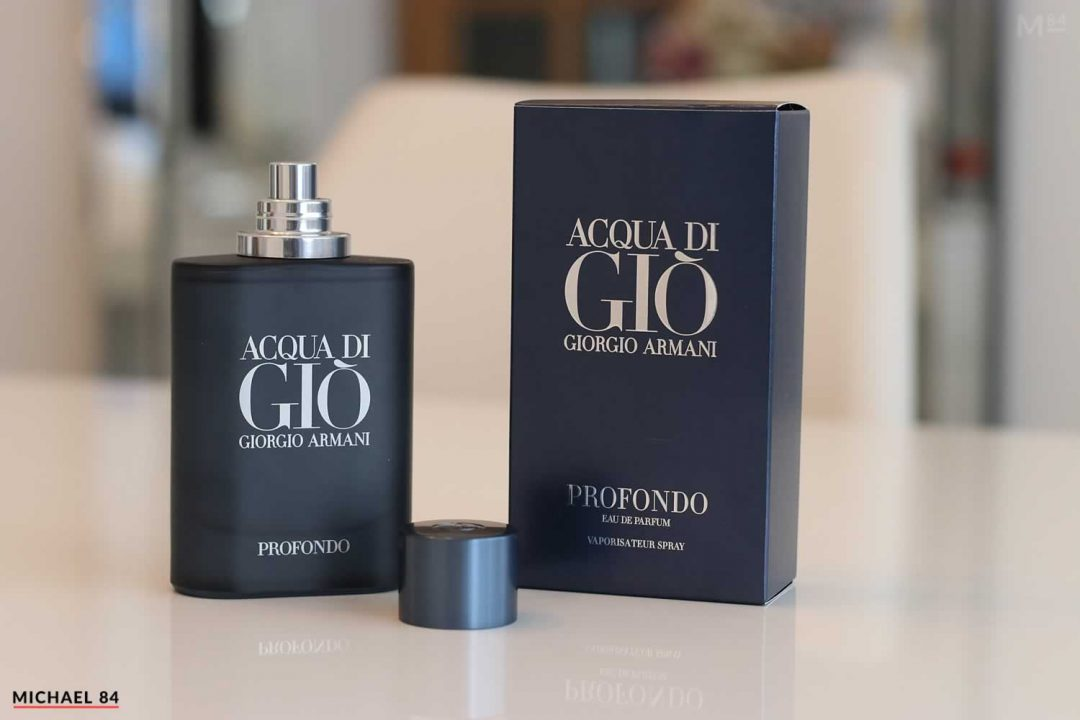 Acqua Di Gio Profondo Review