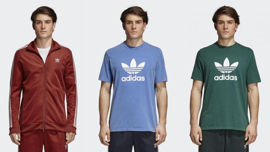 Adidas Originals Adicolor Key Pieces