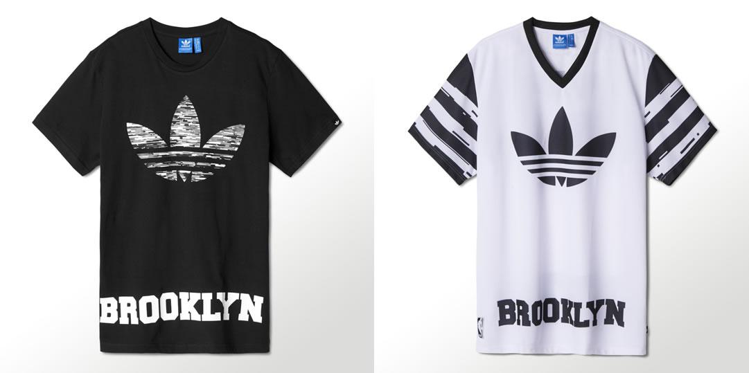 t shirt adidas brooklyn