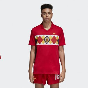 USSR Spain Belgium Reissue Adidas Originals Shirts