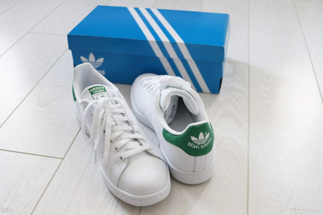 Michael 84 - Adidas Stan Smith Trainers