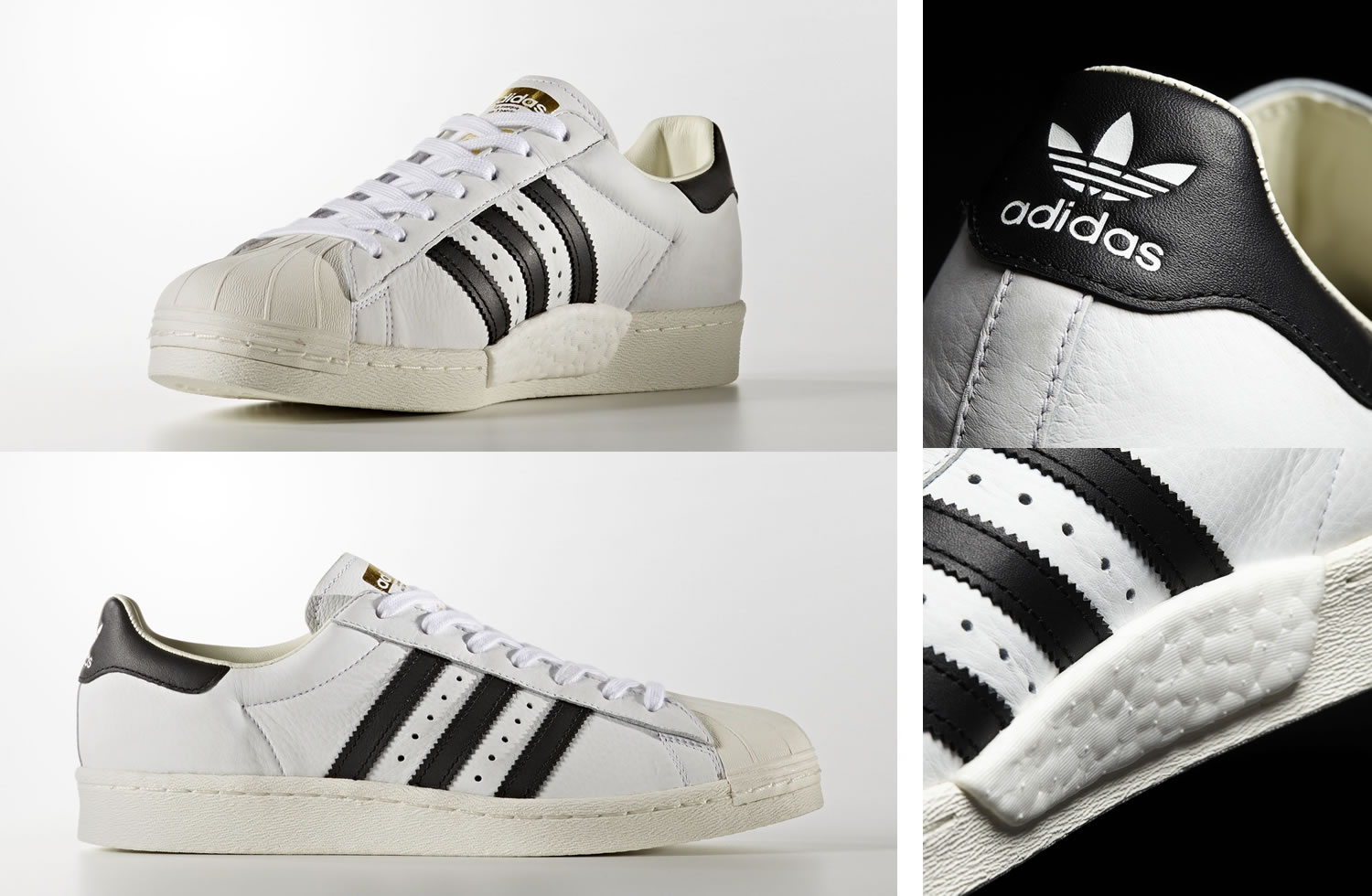 Adidas Superstar Boost Trainers | Men's Fashion
