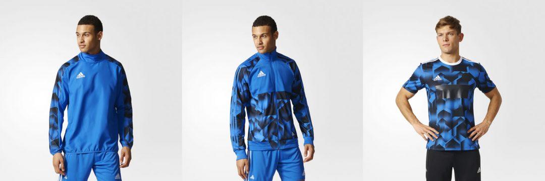 Adidas Tango Cage Blue Jackets