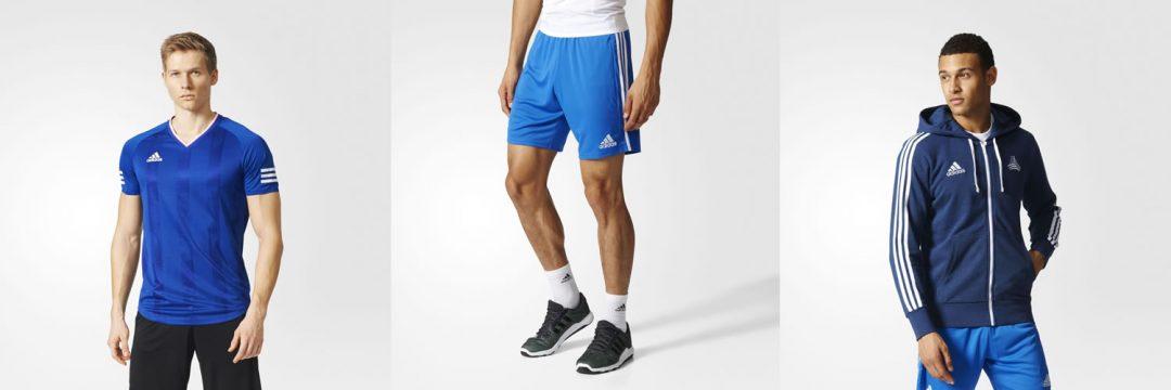 Adidas Tango Cage Blue T Shirts