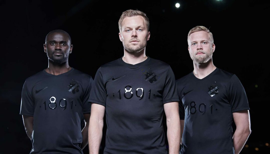 Nike AIK Black Edition Shirt Is Released