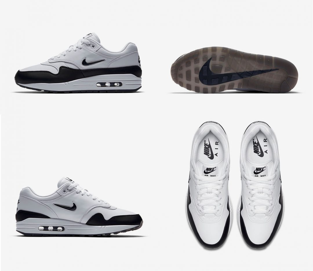 nike air max 1 crown jewel