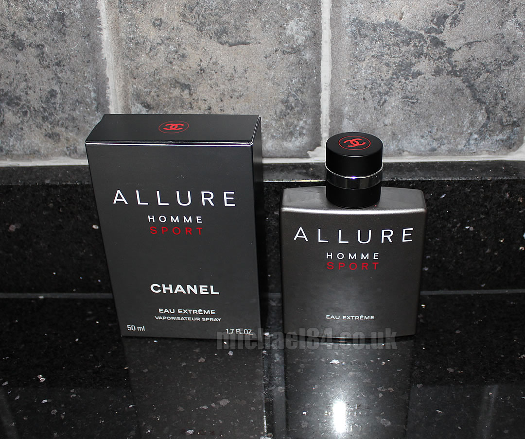 Chanel Allure Homme Sport Extreme | Michael 84