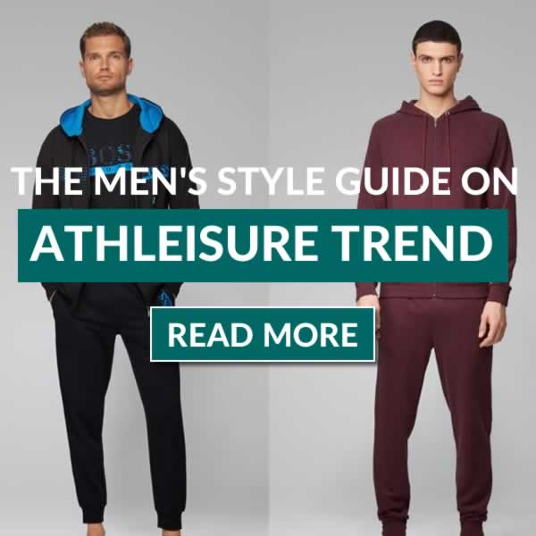 The Complete Athleisure Style Guide