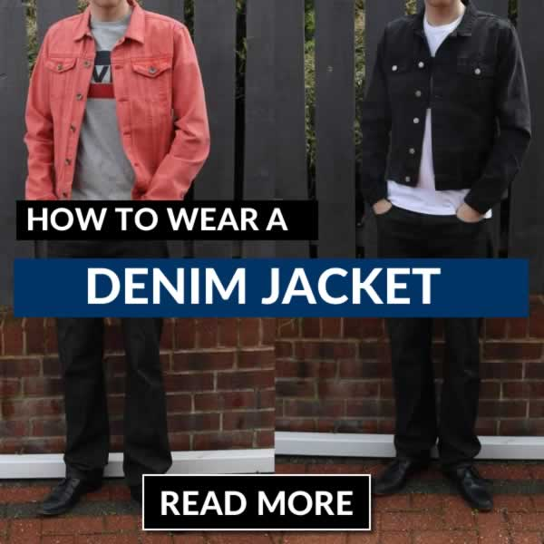 How To Wear A Denim Jacket - Outfit Ideas