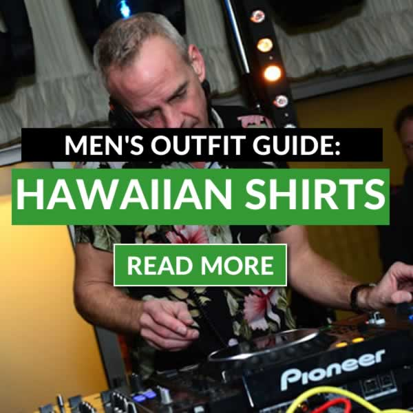 Hawaiian Shirts For Summer - Mens Fashion Guide