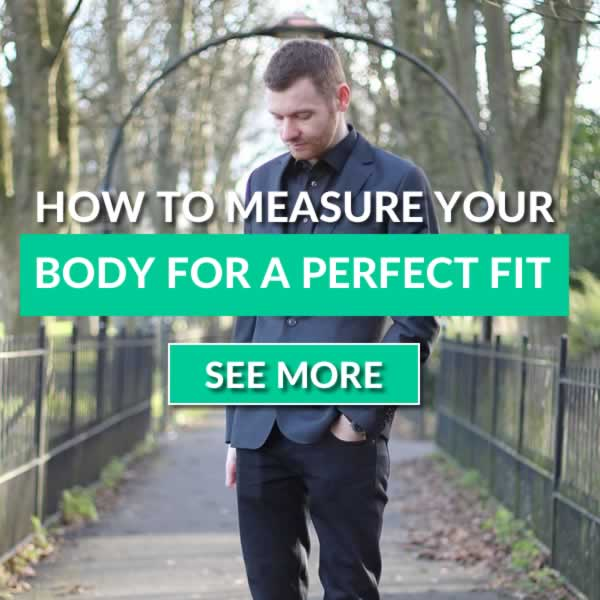 How To Measure Your Body For The Perfect Fit Of Clothing