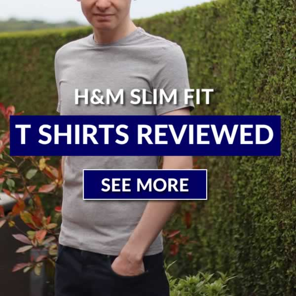 H&M Slim Fit T Shirts Review