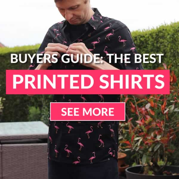 The Best Printed Shirts For Summer