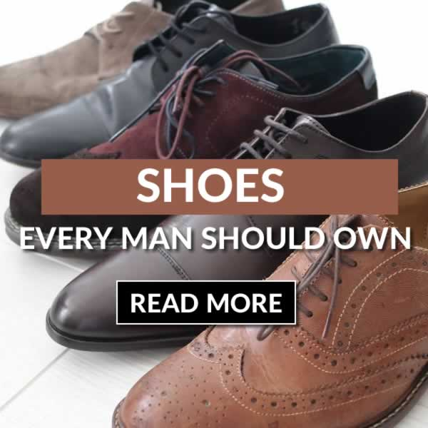 Essential Men's Shoes