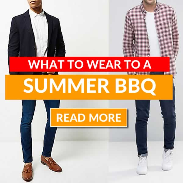 What To Wear To A BBQ - Men's Outfit Ideas