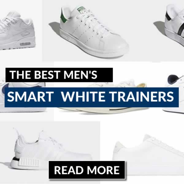 The Best White Minimalist Trainers