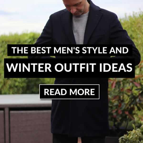 Winter Fashion Outfit Ideas For Men