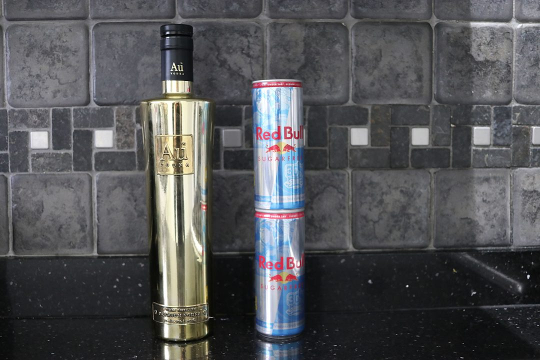 Au Vodka Review