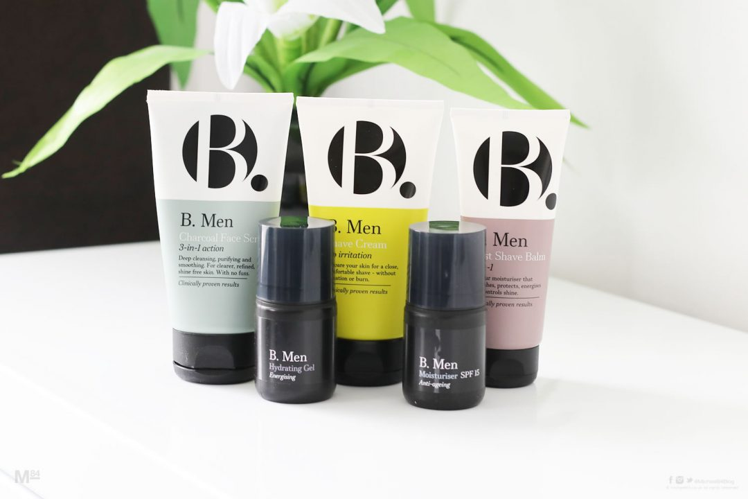B.Men Skincare Products Review