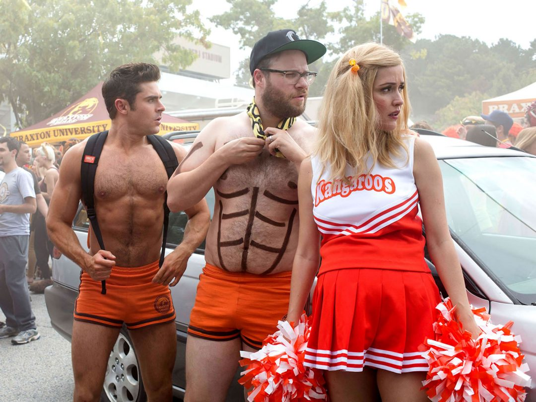 Bad Neighbours 2 blu ray review