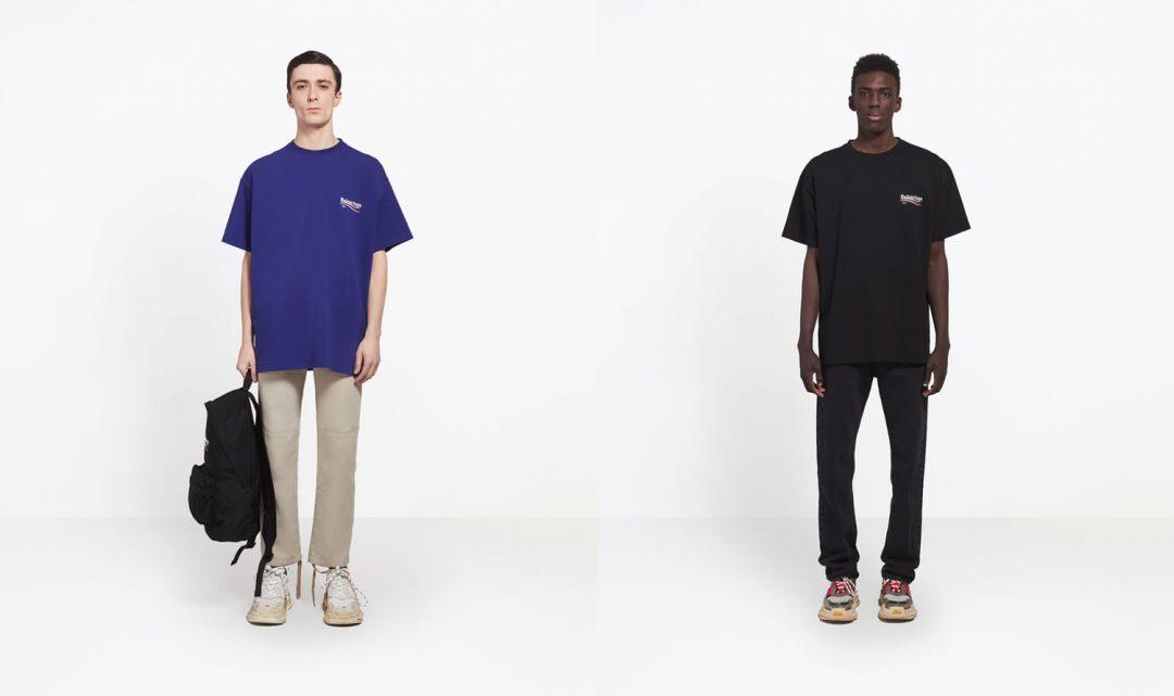 Men Oversized T Shirt