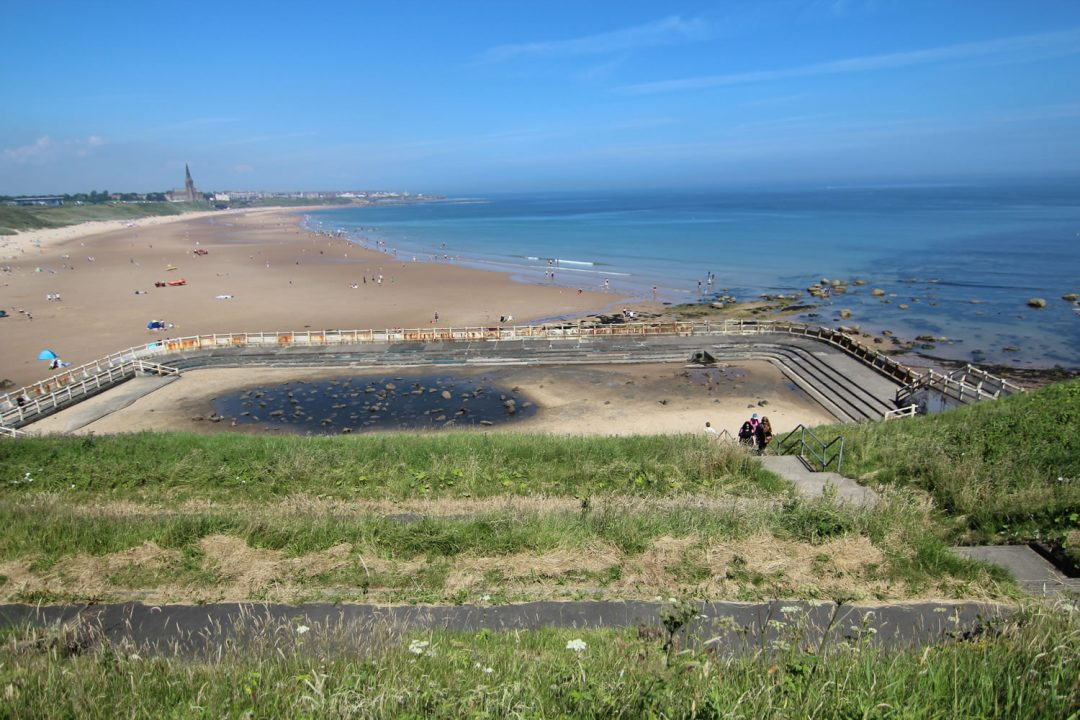 Hottest July Day In The Uk Newcastle Michael 84