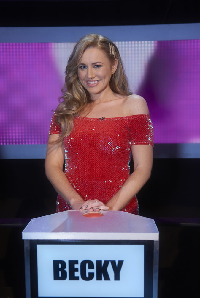 Becky Take Me Out Series 9 - 2017 Photo