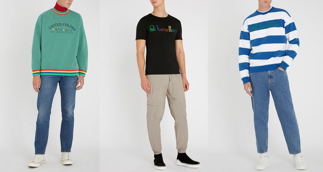 United Colors of Benetton x Selfridges Capsule Collection