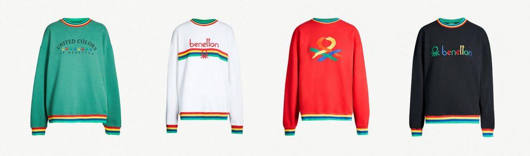Benetton x Selfridges Sweatshirts