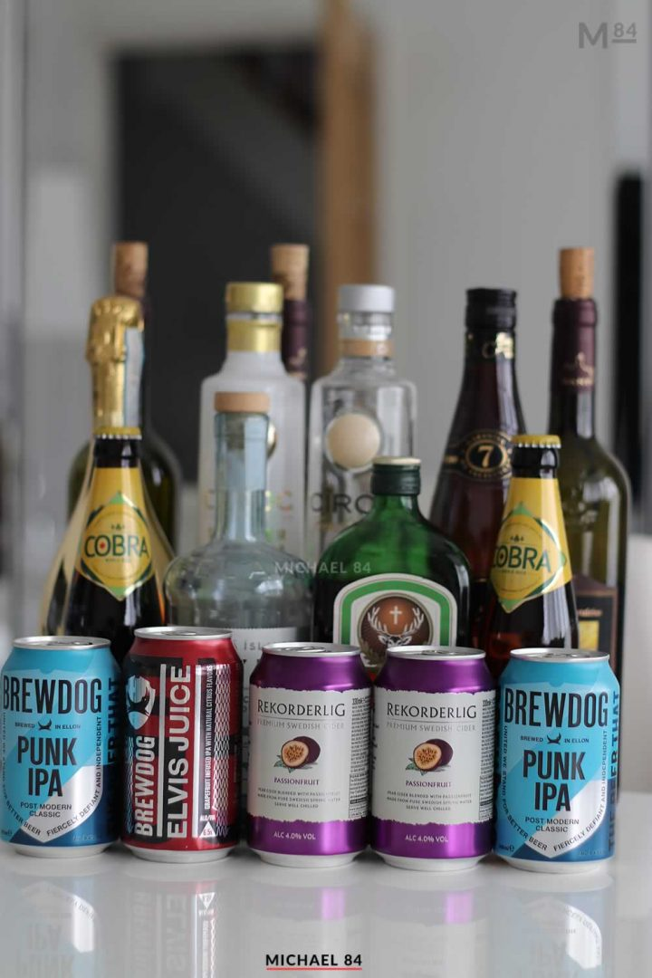 The Best Alcohol To Take To A House Party