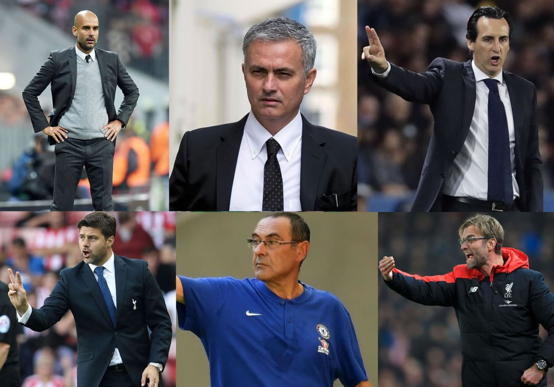 The Best Dressed Football Managers 2018-19