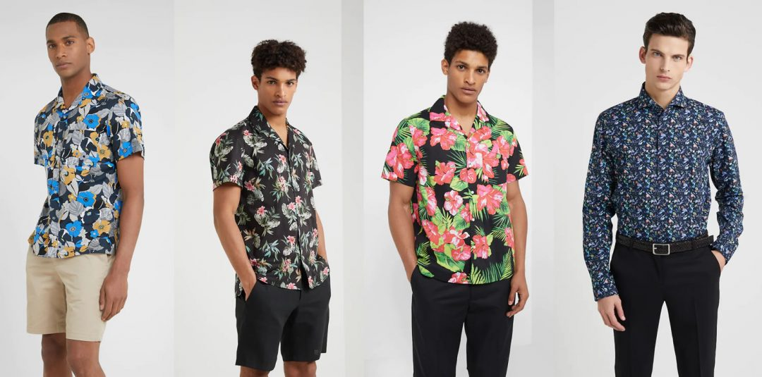 The Best Floral Shirts For Men 2019