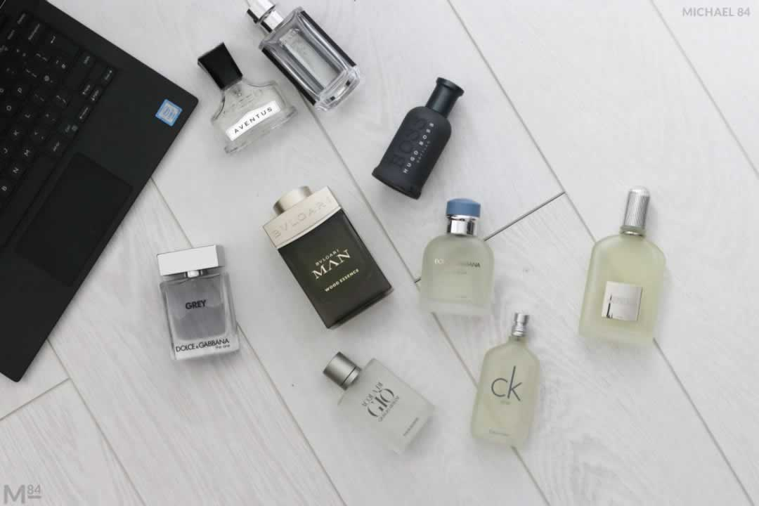The Best Men's Fragrances For The Office