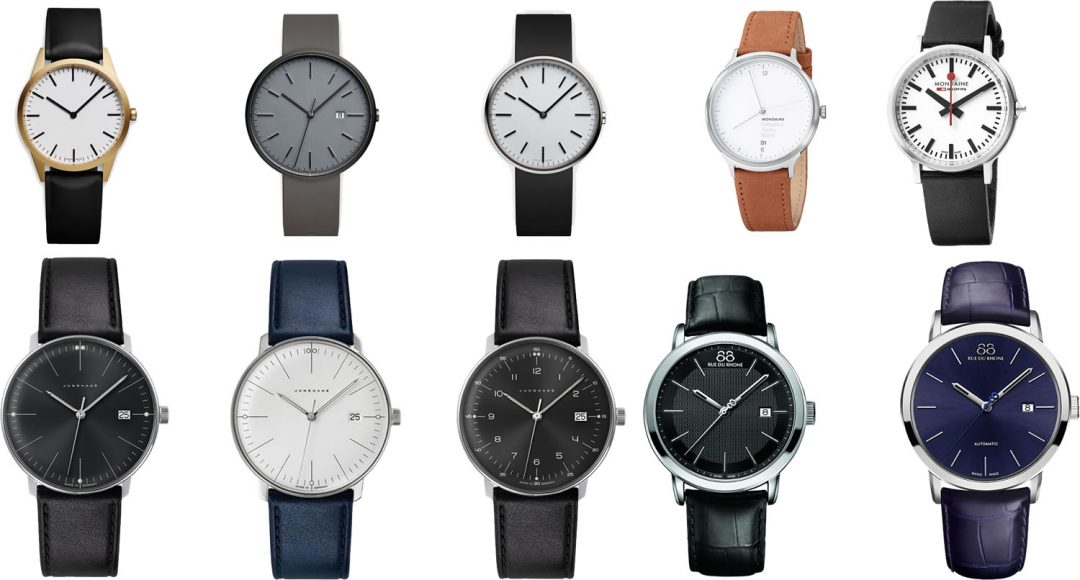 The Best 40 Minimalist Watches For Men 2018 Michael 84