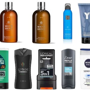 The Best Men's Shower Gels You Can Buy Right Now