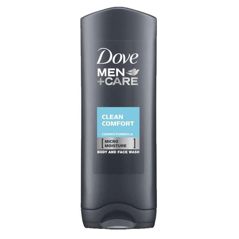 Dove Men Care Clean Comfort Shower Gel