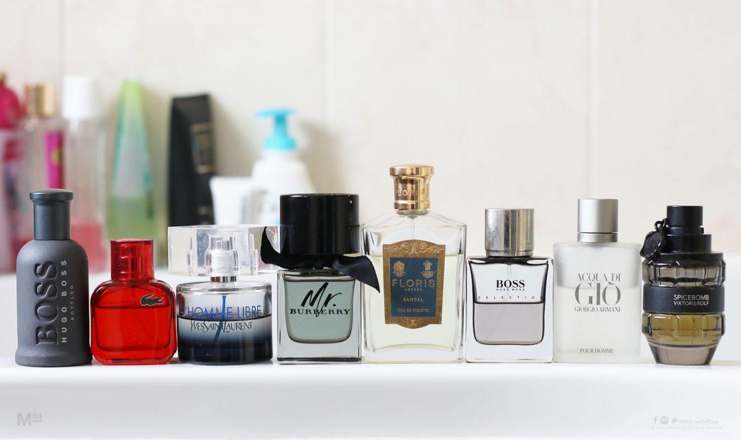 The Best Men's Fragrances For Spring 2017