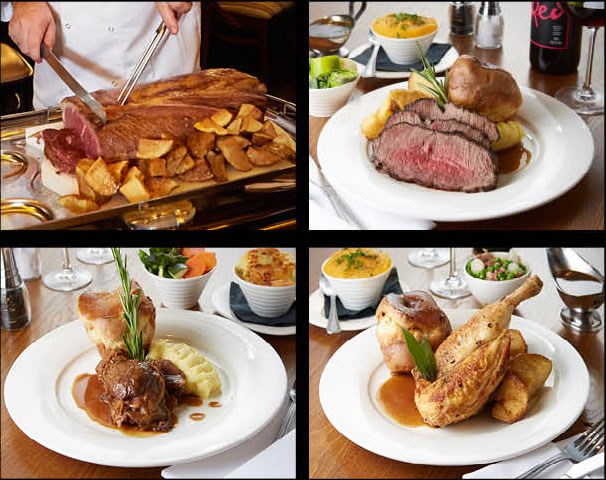 Sunday Lunch At Harry's