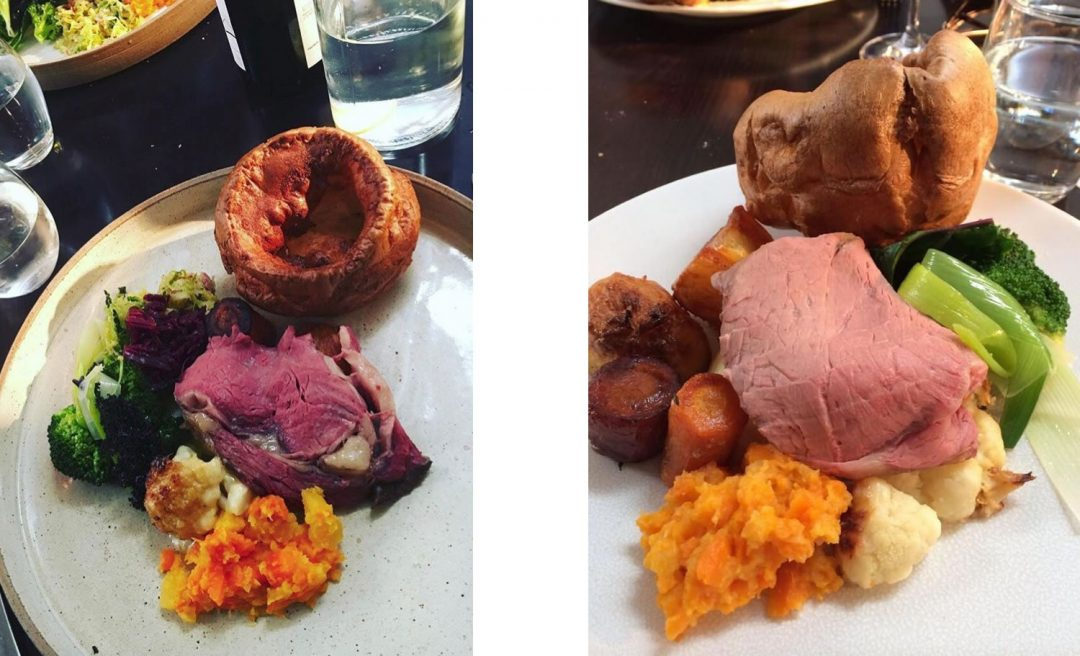 Sunday Lunch At Peace And Loaf