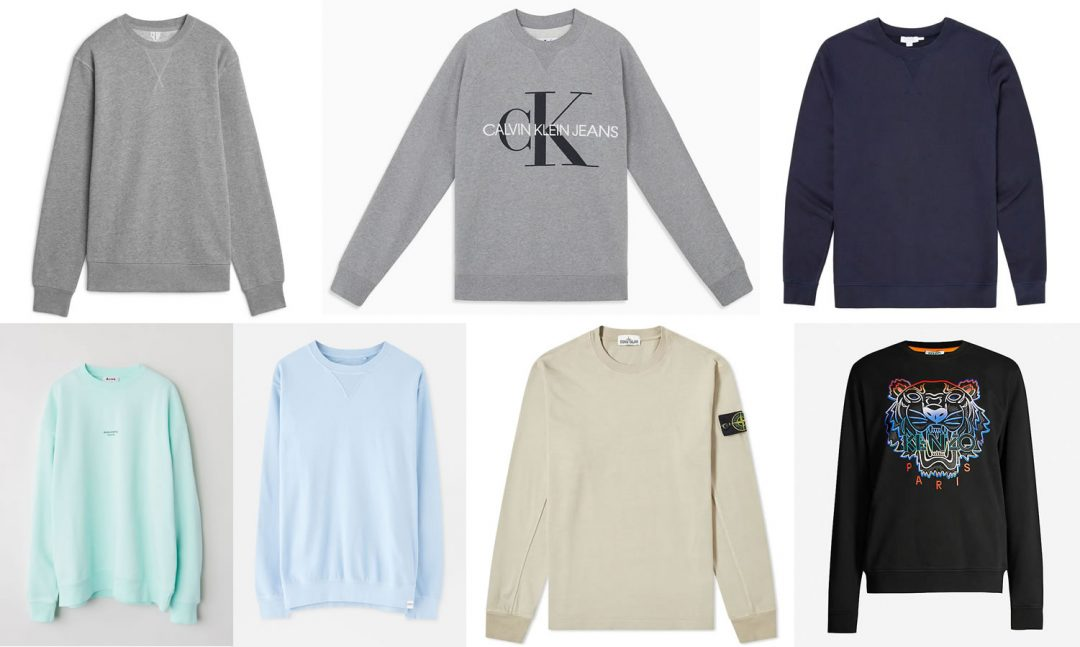 The Best Men's Sweatshirts To Buy This Year