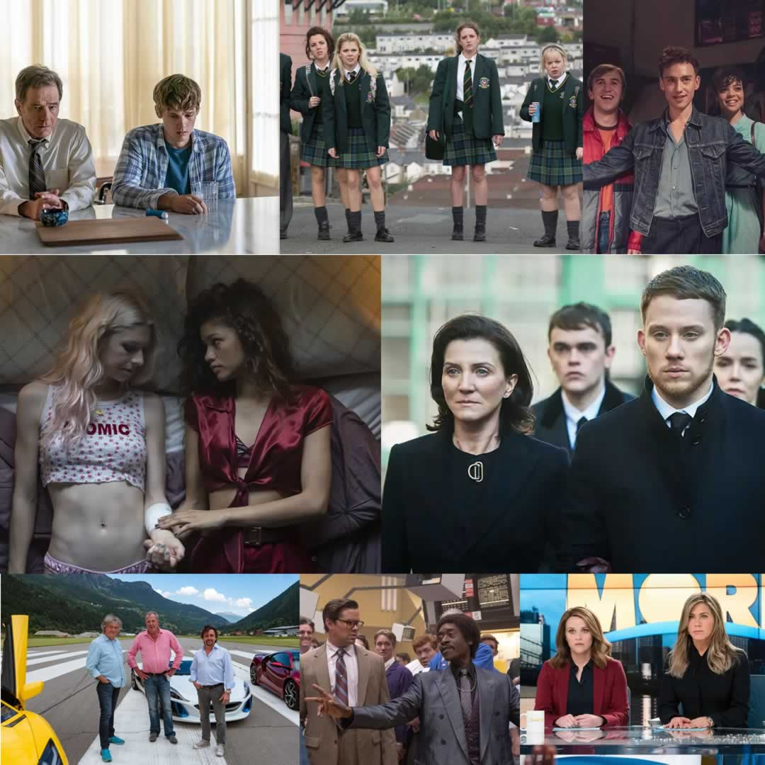 The Best TV Series To Binge Watch Right Now (2021)
