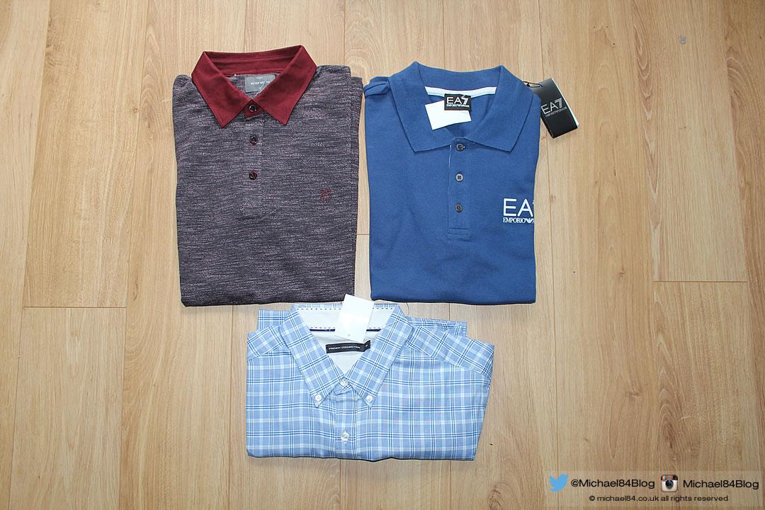 Peter Werth Polo - EA7 Polo shirt